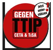Volksbegehren gegen TTIP, CETA, TISA: 23.-30.1.17