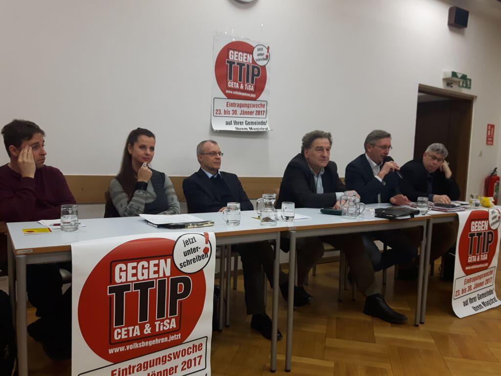 """""""Auch bestehende österreichische Freihandelsabkommen zuungunsten Osteuropas kritisieren"""""""