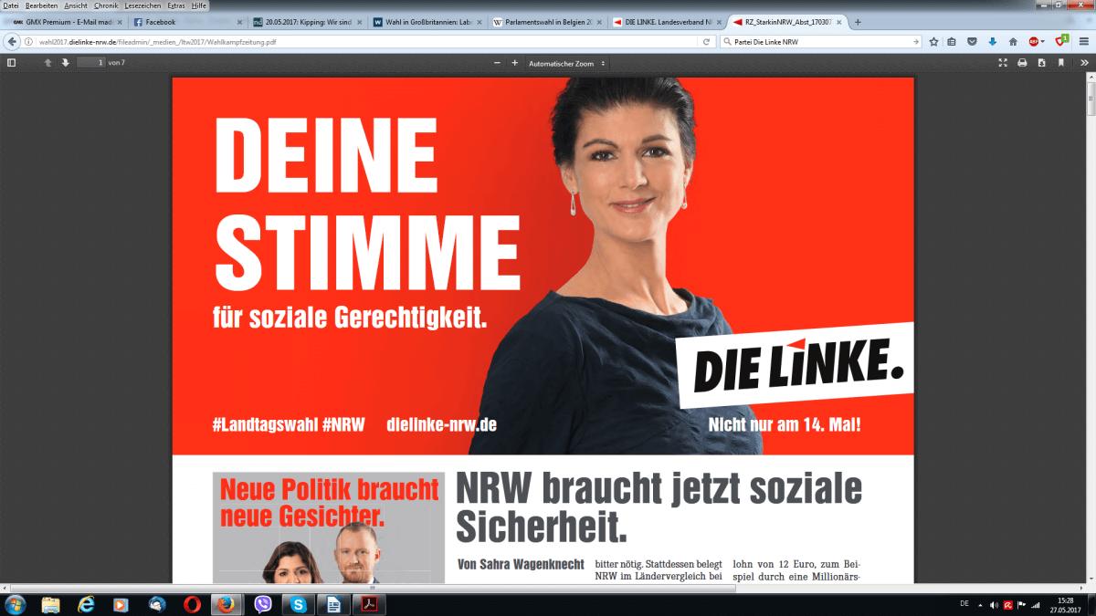 Nach den Landtagswahlen in NRW
