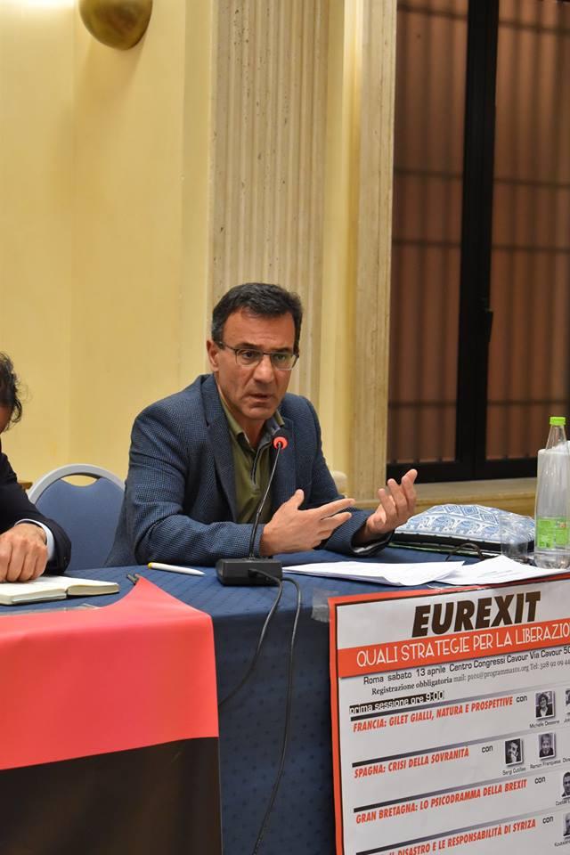 Lapavitsas: Die Brexit-Verschiebung ist schlecht