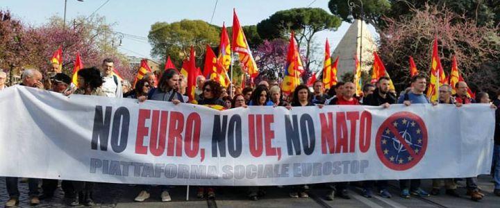 Am 26. Mai gegen die neoliberale Europäische Union