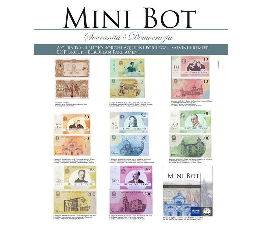Minibots, um die Austerität auszuhebeln