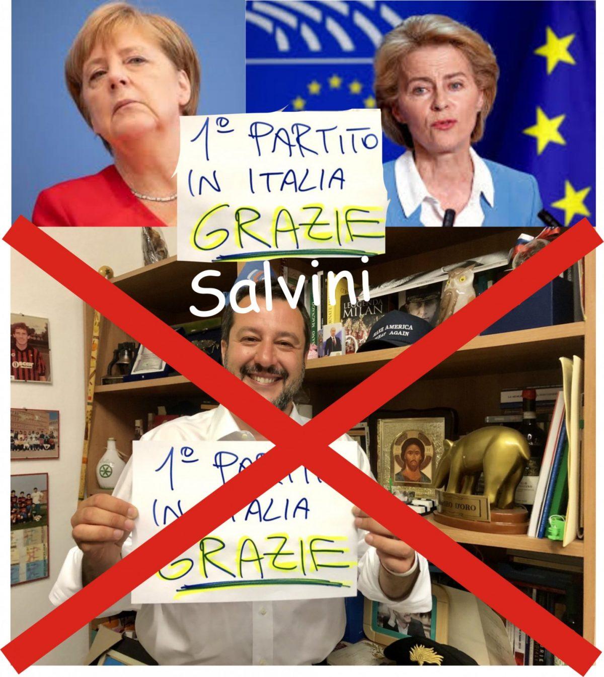 Italien: Matteo Salvini öffnete die Tore zur Restauration