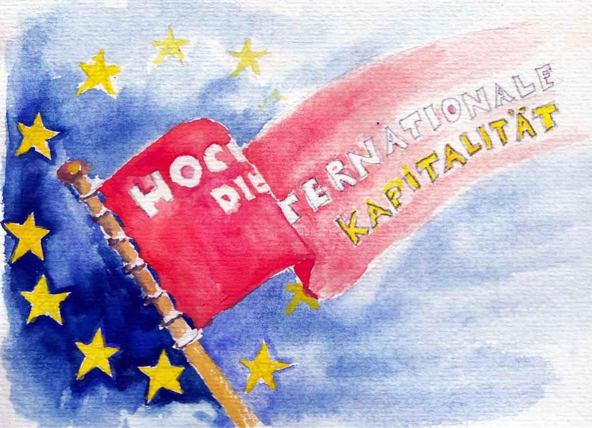 Der Internationalismus im Dienst des Kapitalismus