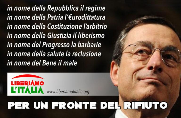 Salvadore Draghi?