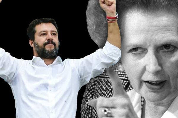 Salvini mutiert zum EU-Freund – Vorleistung zur Rolle des Premiers?